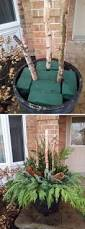 Homemade Outdoor Christmas Decorating Ideas Best 25 Outdoor Christmas Planters Ideas Only On Pinterest