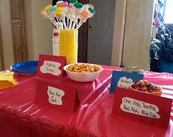 dr seuss party food dr seuss theme party