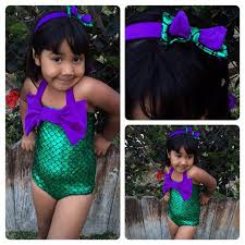 Mermaid Halloween Costume Kids Compare Prices Mermaid Jumpsuit Costume Shopping Buy