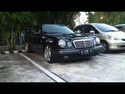 1998 mercedes e320 review 1997 mercedes e320 w210 start up in depth review