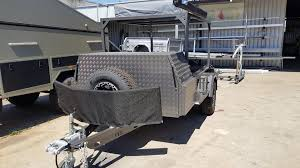 military trailer camper custom quad camper trailer