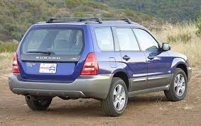 blue subaru forester 2003 2003 subaru forester information and photos zombiedrive