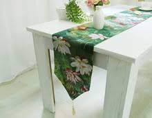 Table Runners For Dining Room Table Popular Dining Room Table Runner Buy Cheap Dining Room Table
