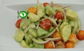 bonne cuisine camerounaise recettes de cuisine camerounaise et de salade d avocats
