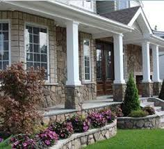 Homes With Front Porches Best 25 Porch Columns Ideas On Pinterest Front Porch Columns