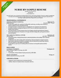 Rn Resume Cover Letter Examples by 7 Nursing Cover Letter Examples Doctors Signature