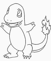 charmander coloring pages coloring