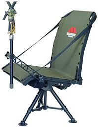 Hunting Ground Blinds On Sale Amazon Com Millennium Treestands G100 Blind Chair Sports