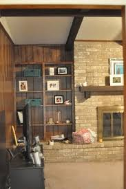 painted wood walls how to paint wood paneling diy wants it