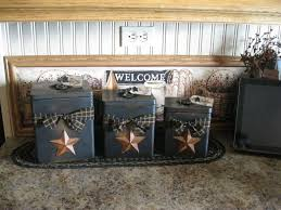 primitive kitchen canisters 19 best primitive kitchen canisters images on