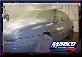 Maaco Paint Price Estimates by Maaco Auto Painting Gainesville Maaco Auto