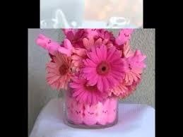 baby shower flower centerpieces diy baby shower flower centerpiece decorating ideas