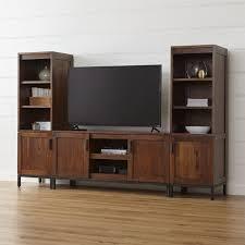 Cb2 Credenza Tv Stands Media Consoles U0026 Cabinets Crate And Barrel