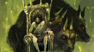 three headed dog spirit halloween the greek deity hades god of the underworld in greek mythology