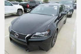 buy used lexus gs 350 used lexus gs 350 for sale in houston tx edmunds