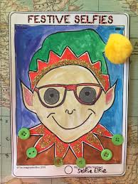 christmas coloring pages fun festive selfies christmas art