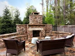 stone corner fireplaces outdoor fireplace grill throughout and