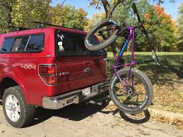 motocross bike carrier hitch rack for 5