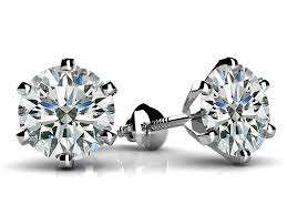 stud diamond earrings buy diamond stud earrings diamond studs