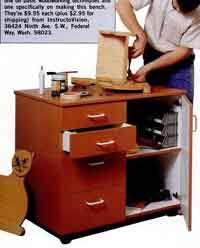 Jewelry Work Bench For Sale Over 50 Free Workbench Woodcraft Plans At Allcrafts Net