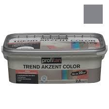 profitan wandfarbe trend akzent color klippe matt 2 5 liter