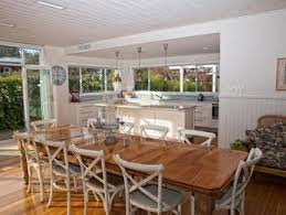 Open Plan Dining Area Ideas - Dining room area