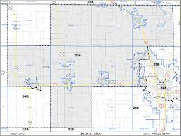 House District Map District 25a U2013 Duane Quam For Minnesota House
