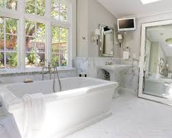 Traditional Bathroom Designs Bathroom Design Traditional Bathroom White Carrara Marble And