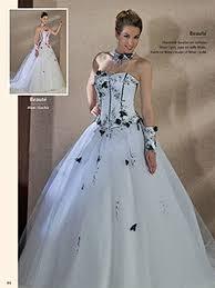 robe de mari e noir et blanc rob swari 2016 robe mariee noir et blanche mllerobe