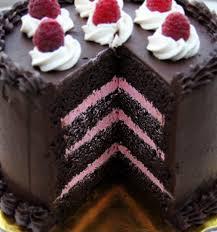 double chocolate cake raspberry filling recipes u2014 dishmaps