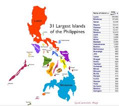 Philippine Map Philippines Map Physical Map Of Philippines