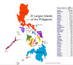 Phillipines Map Geocurrents Maps Of The Philippines Geocurrents