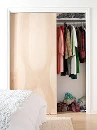 Cloth Closet Doors Closet Ideas For Better Organization