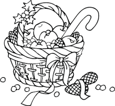 swinespi funny pictures christmas colouring pages kids