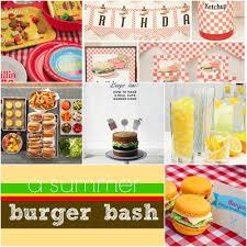 todaysmama com burger bash party ideas