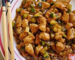 soja cuisine recettes recettes d une chinoise poulet sauté à la pâte de soja fermentée
