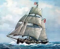 the technology of sail worlds adrift