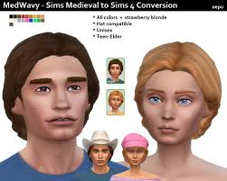 custom hair for sims 4 sims 4 custom content finds oepusims i m going to convert many
