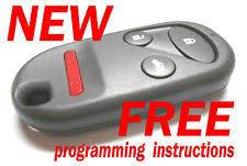 keyless entry remotes u0026 fobs for acura tl ebay