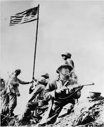 Soldiers Lifting Flag Raising The Flag On Iwo Jima U2013 Wikipedia