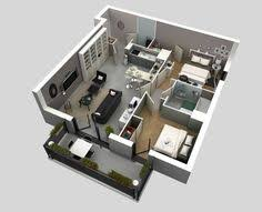 Two Bedroom Apartment Design Ideas 50 Two