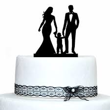 family cake toppers personalized wedding cake topper rustic family cake topper