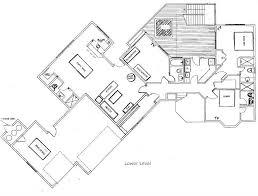 Rental House Plans Sunriver Grand Lodge Home Floor Plans For Rent By Owner Sleeps 17