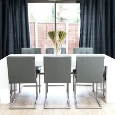 Modern Dining Room Chair Contemporary Metal Dining Chairs Designer With Roundhill Furniture