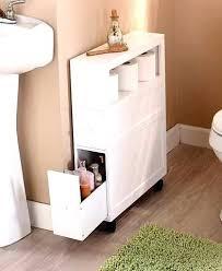 Slim Storage Cabinet For Bathroom Bathroom Narrow Storage Slim Storage Drawers Slim Bathroom Storage