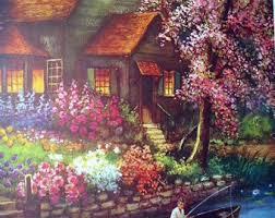 Lakeside Home Decor Lakeside Cottage Etsy