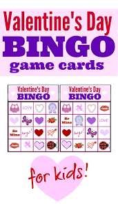 s day bingo free bingo printable collection for kids