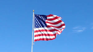 Why Is The American Flag Red White And Blue Red White U0026 Blue American Flag Waving Youtube
