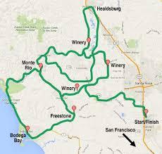sonoma california map sonoma wine country and california coast introduction
