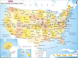 blank united states map with states and capitals small map of usa with states united states map with capitals pdf